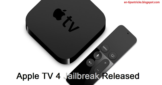 Pangu Apple TV 4 Jailbreak Relased