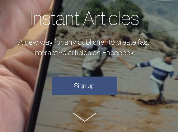 Cara Daftar Instant Article Facebook