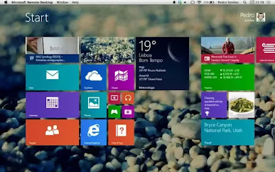 Desenvolvimento desktop