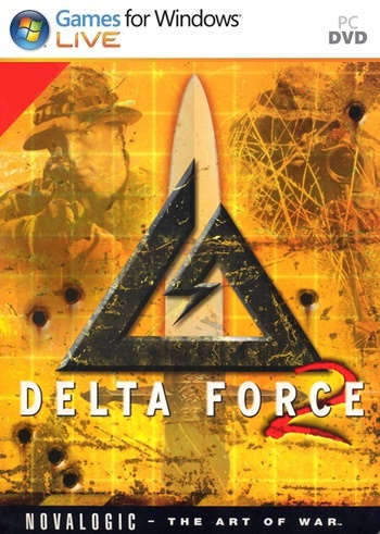 Delta Force 2 PC Full GOG
