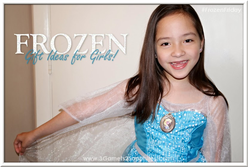Disney FROZEN Gift Ideas for Under $50 at Kohl's #FrozenFriday #MC