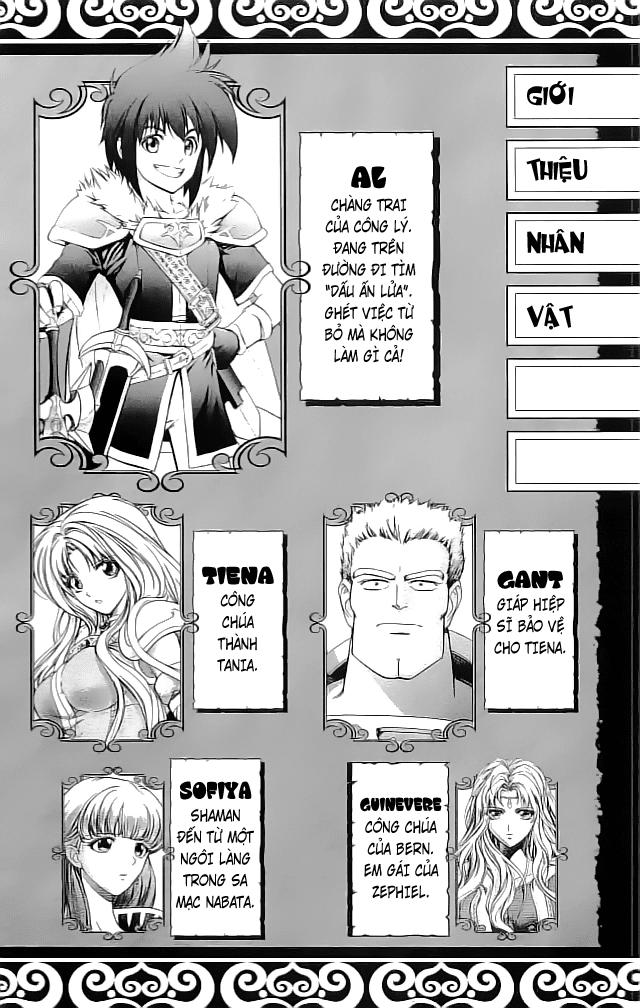 Fire Emblem - Hasha no Tsurugi chap 025 trang 6