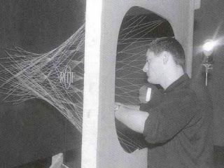 Como eram feitas as logos de TV antigamente