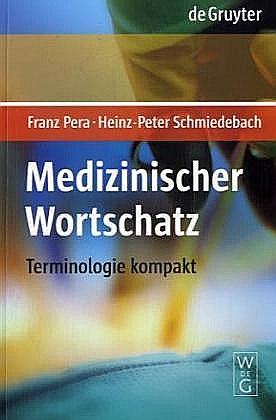 كتاب رائع للأطباء المصطلحات الطبية Medizinischer Wortschatz