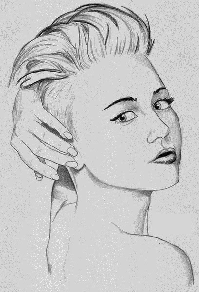 miley cyrus coloring pages printable - photo#3