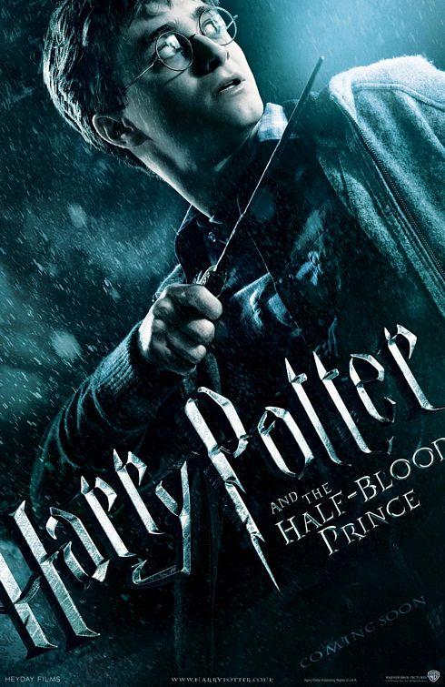 Xem Phim Harry Potter Và Hoàng Tử Lai 2009