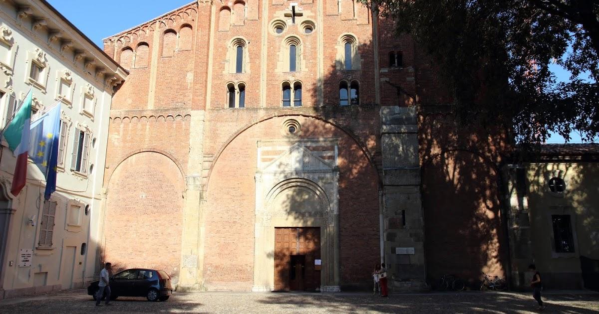 sacerdos viennensis: Am Grab des hl. Augustinus in Pavia