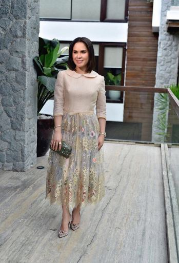 Jinkee Pacquiao's Outfit For The SONA 2017 Gained Different Reactions From The Netizens! Here's Why!Jinkee Pacquiao's Outfit For The SONA 2017 Gained Different Reactions From The Netizens! Here's Why!