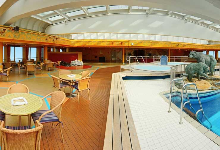 Mundo Cruceros Interior Del Ms Amsterdam De Holland