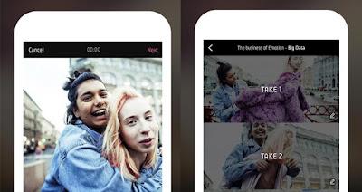 App crear videos Triller