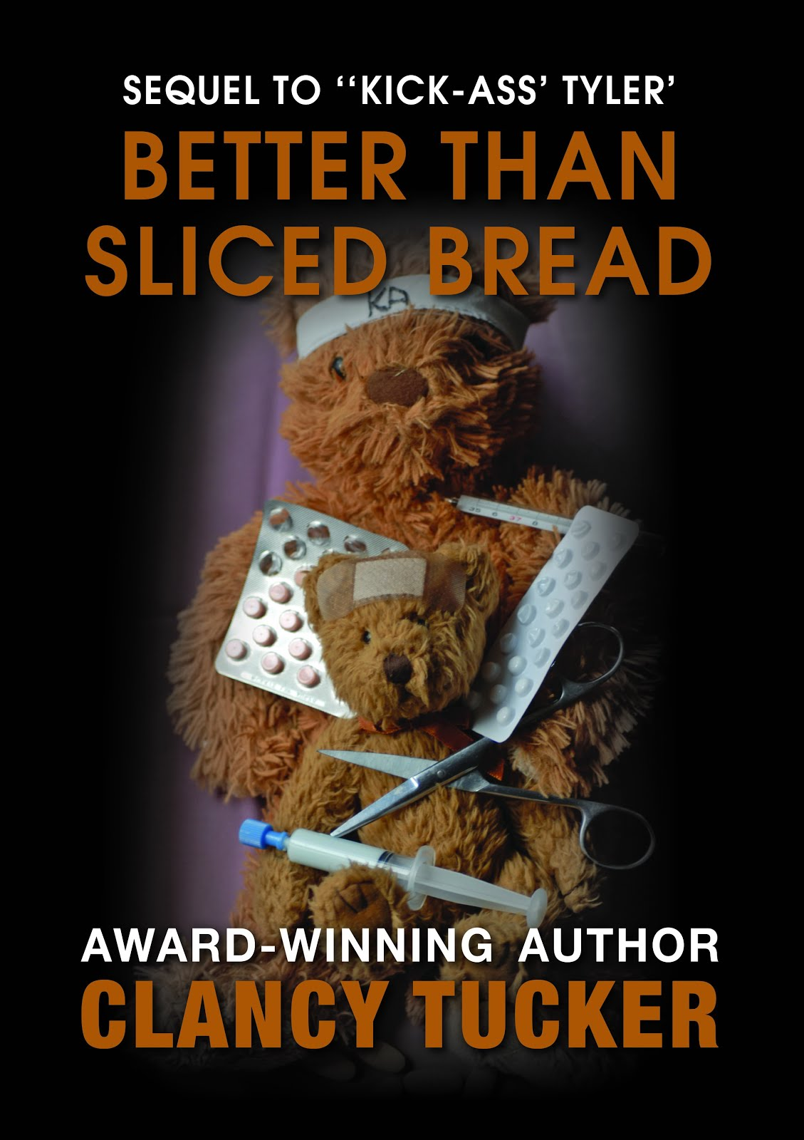 BUY 'BETTER THAN SLICED BREAD' PAPERBACK FROM OUTSIDE AUSTRALIA