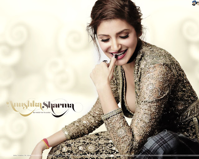 Cute Anushka Sharma Wallpapers