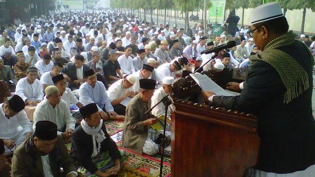 Materi Khutbah Jumat Bahasa Sunda tentang Riya