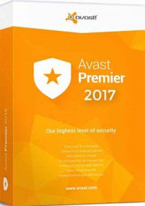Avast Premier 2017 Full License Key