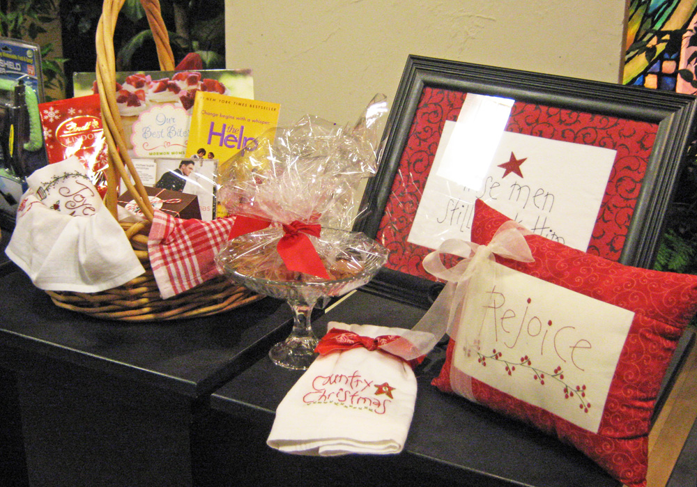 Needle in a Haystack: Christmas Gift Exchange Themes Part ...