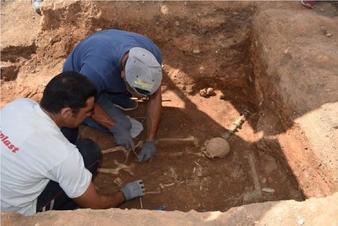 Ασύλητο τάφο του 1ου αιώνα π.Χ έφερε στο φως η αρχαιολογική σκαπάνη