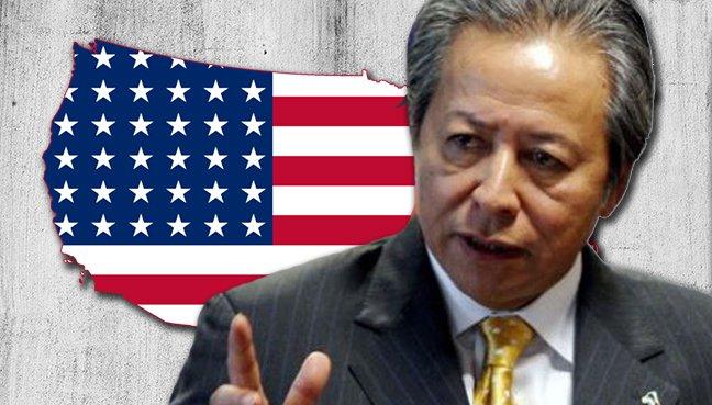 Duta AS Di Putrajaya Bincang Tindakan Sita Aset 1MDB
