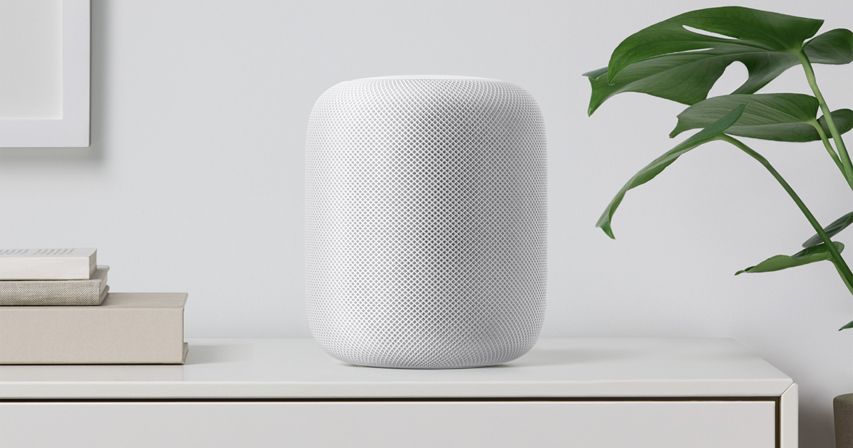 HomePod da Apple
