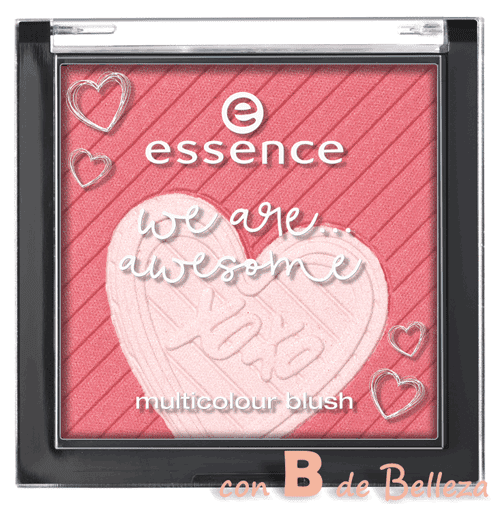Colorete multicolor Essence