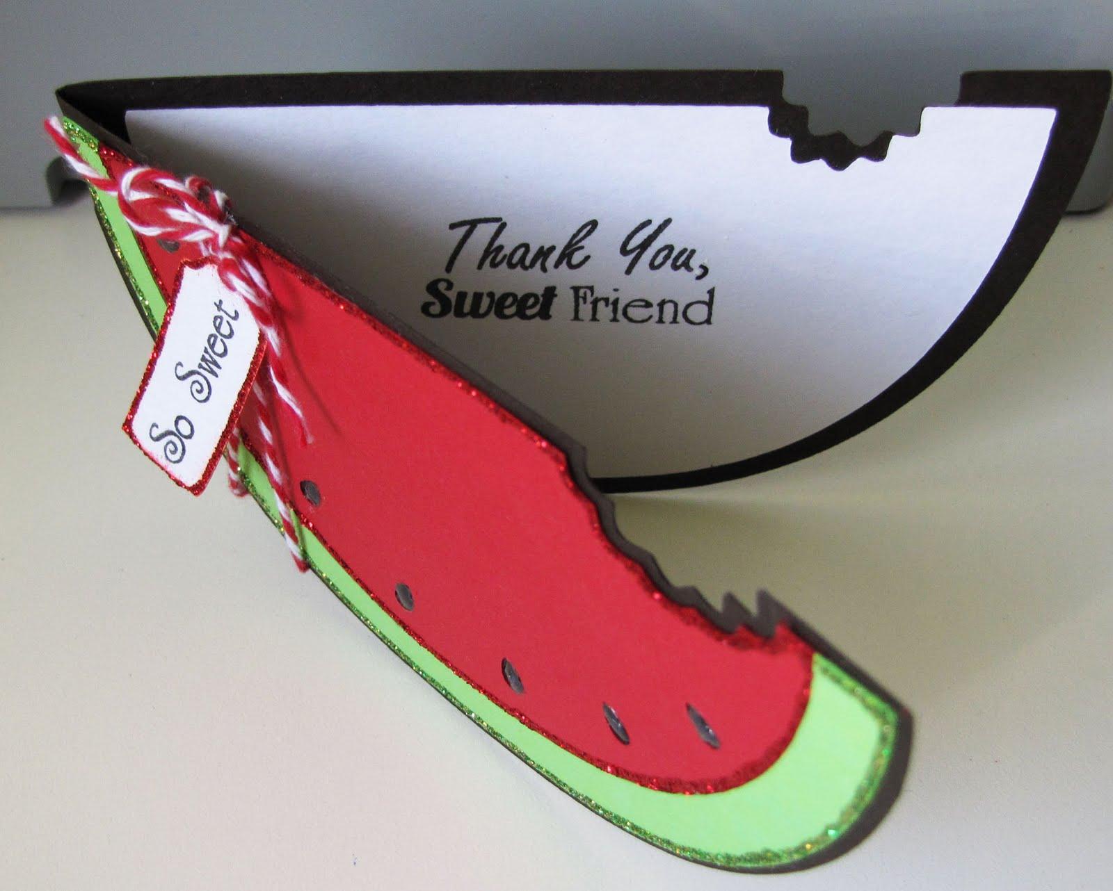 So sweet watermelon