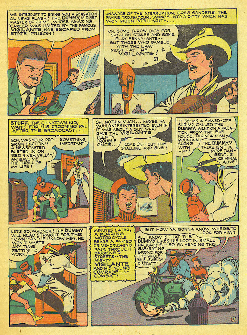 Read online Action Comics (1938) comic -  Issue #58 - 19