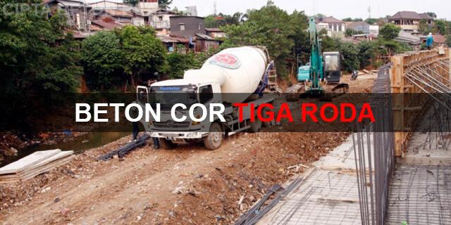 pionir beton, beton pioneer, harga pioneer beton tiga roda, harga beton ready mix mix tiga roda batching plant tiga roda murah