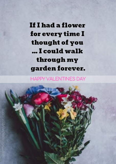 10 Cute Valentine's Day Quotes For Lovers