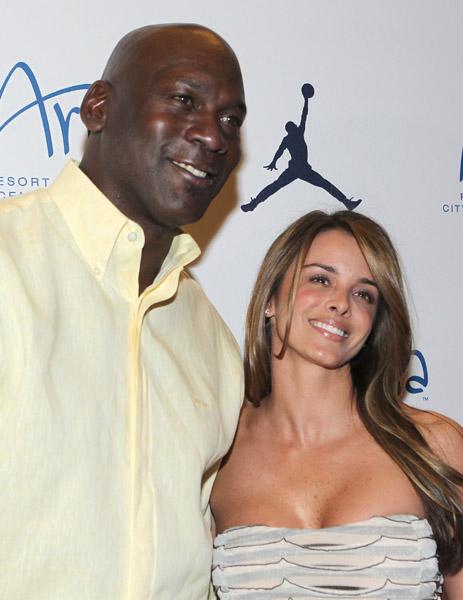 Michael Jordan Pops Question to Girlfriend of Three Years ... |Michael Jordan Girlfriend 2012
