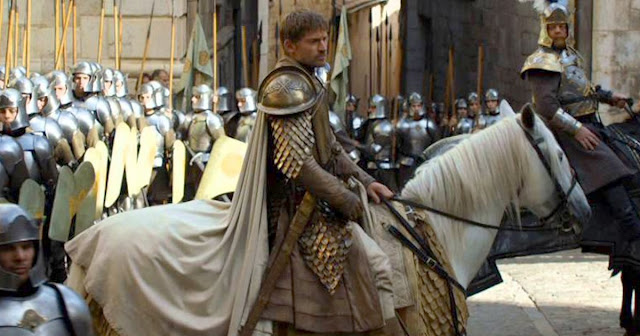 Game of Thones Season 6, Trailer #2, Jaime Lannister on Horse