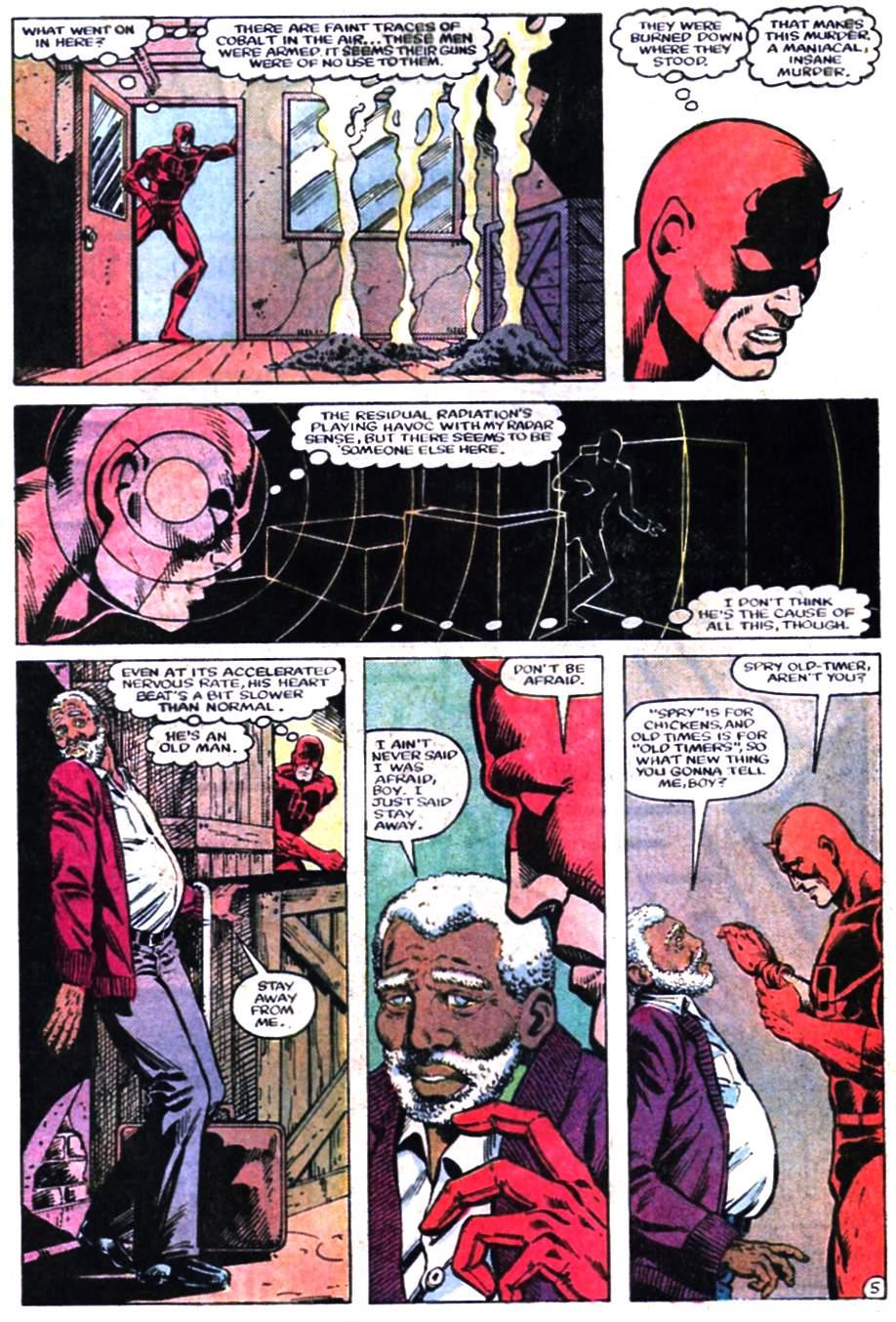 Daredevil (1964) 224 Page 5