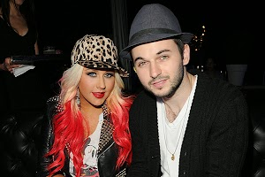 Christina Aguilera and Matt Rattler engaged