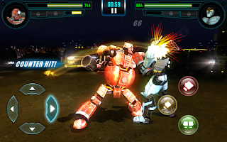 Download real steel.apk+data MOD unlimited money+gold free dan cara install
