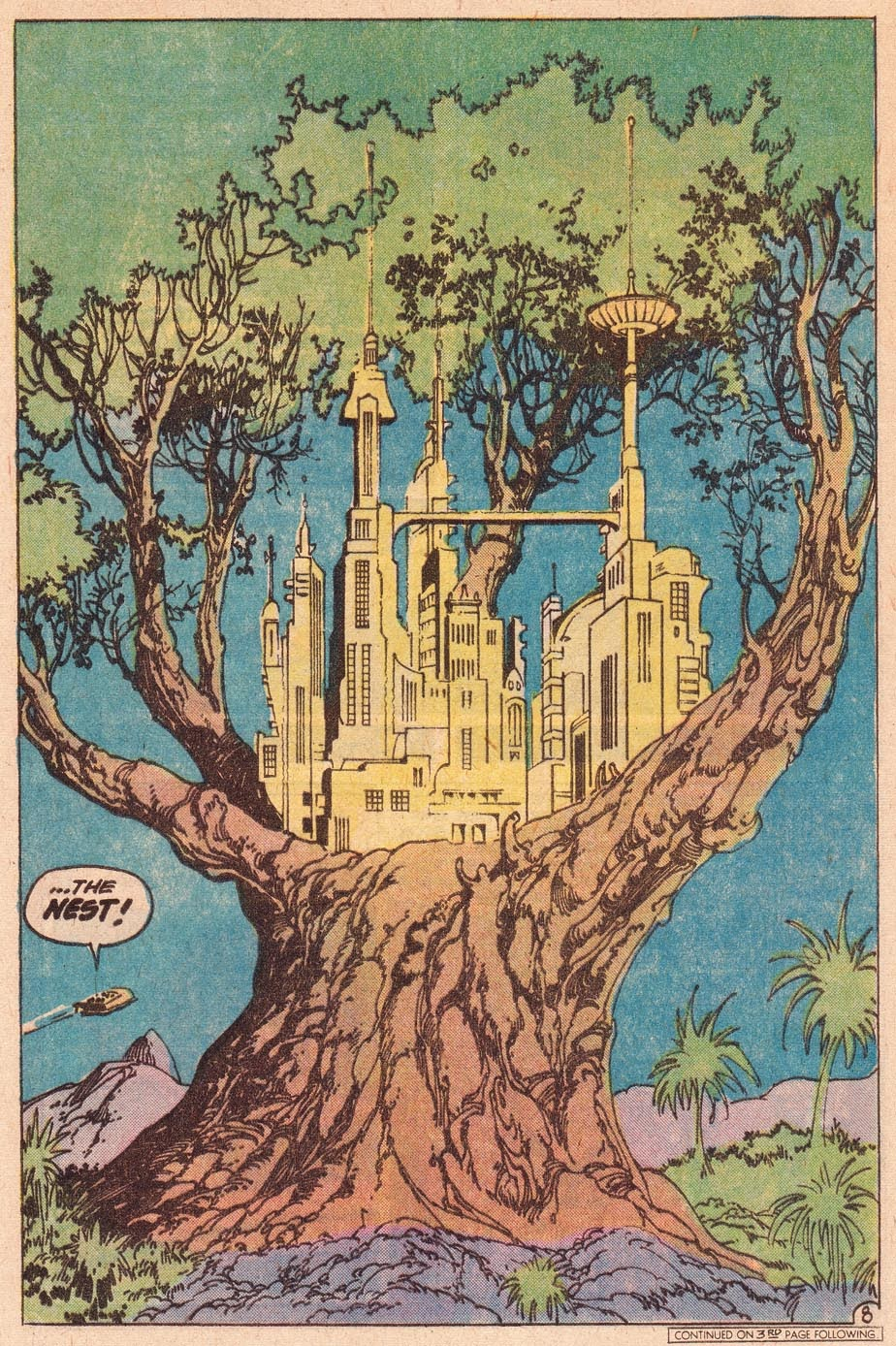 Kamandi, The Last Boy On Earth issue 54 - Page 10