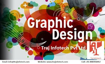 Graphic Designing - Traj Infotech