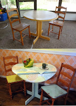 Paint And Possibilities Shabby Chic Bistro Table