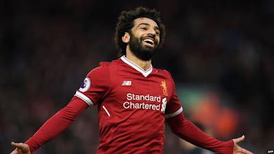 محمد صلاح, ترشيحه لجائزة, الكرة الذهبية,