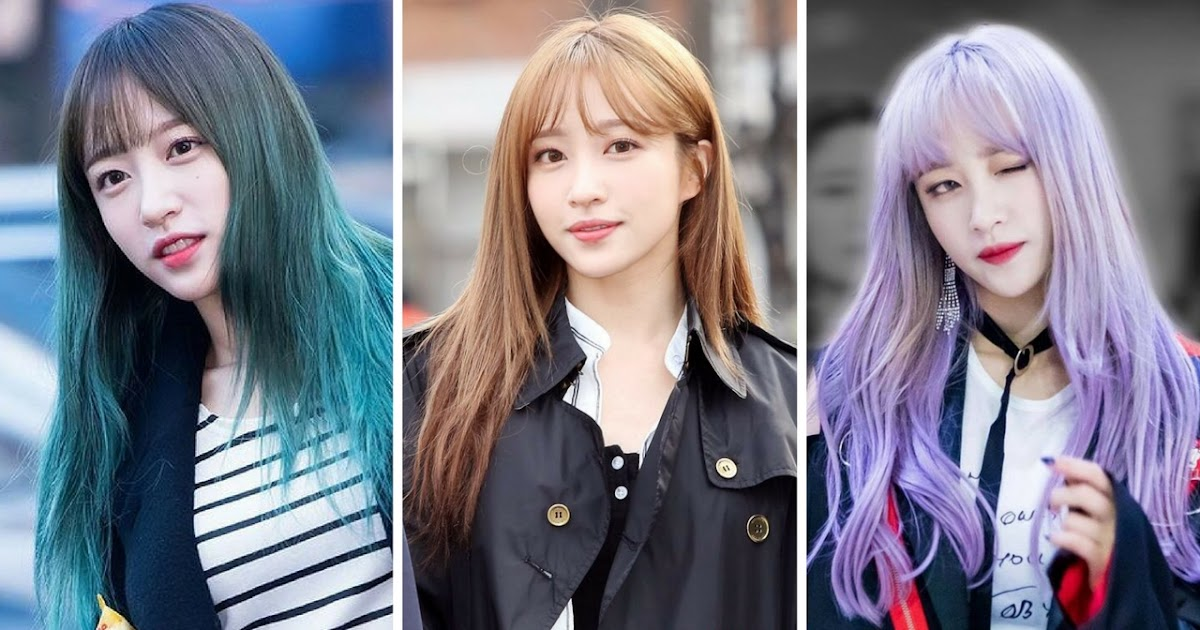 Exid S Hani Best Hair Color Daily K Pop News