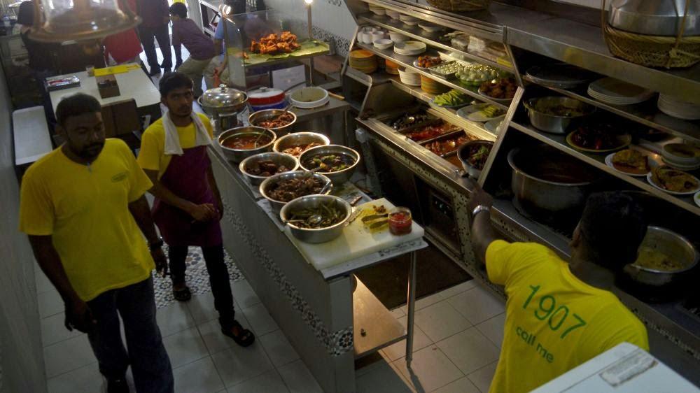 Nasi Beriyani restoran hameediyah penang