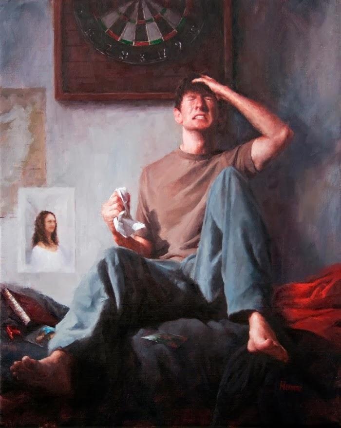 Изобразительное искусство Америки. Robert Christian Hemme