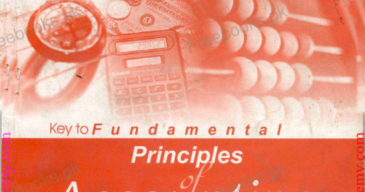 KEY Book of Principles of Accounting for I COM Part 2 - Riaz