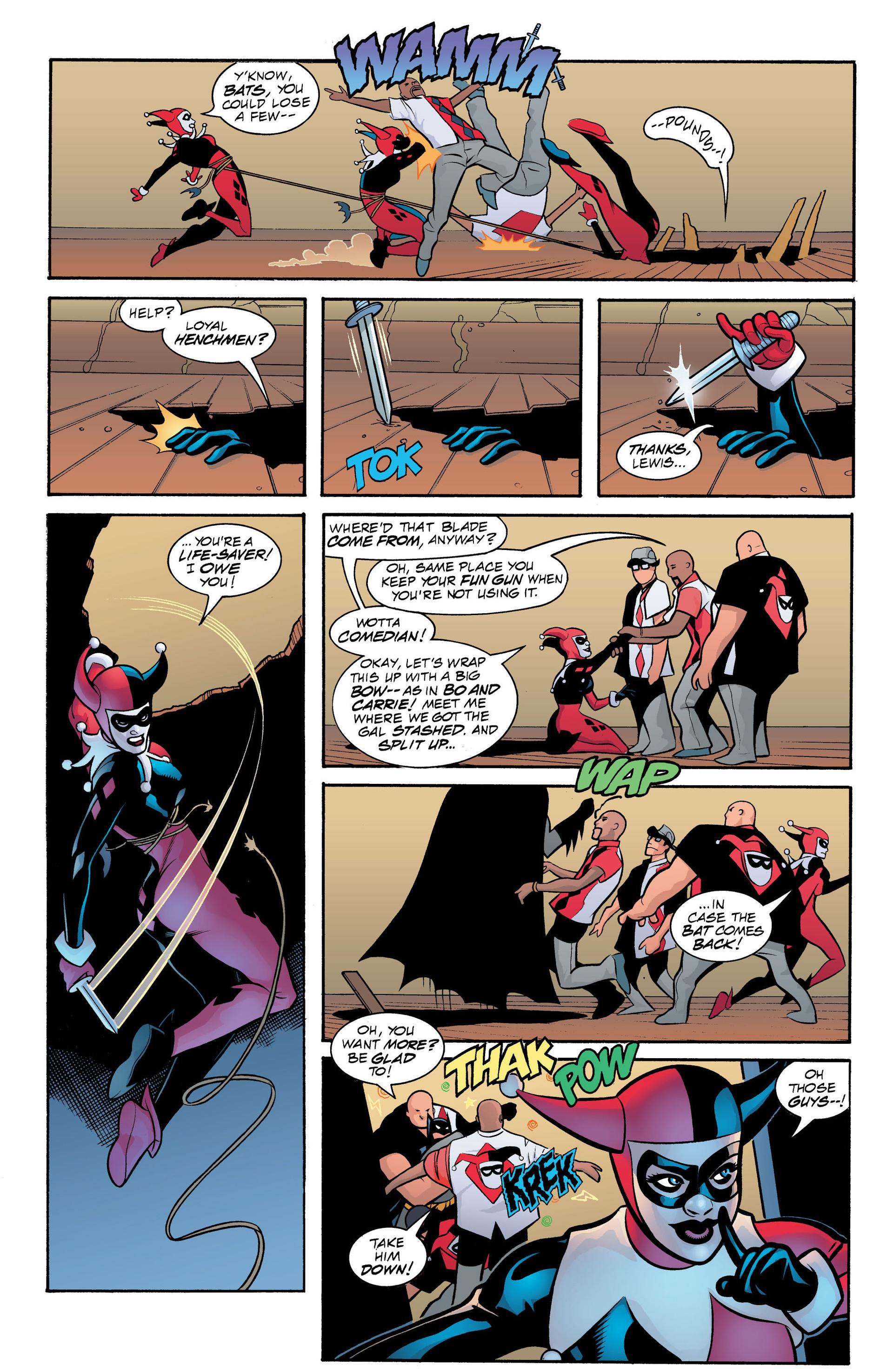 Harley Quinn (2000) Issue #12 #12 - English 16