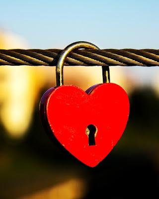 amore romantico per sempre lucchetto