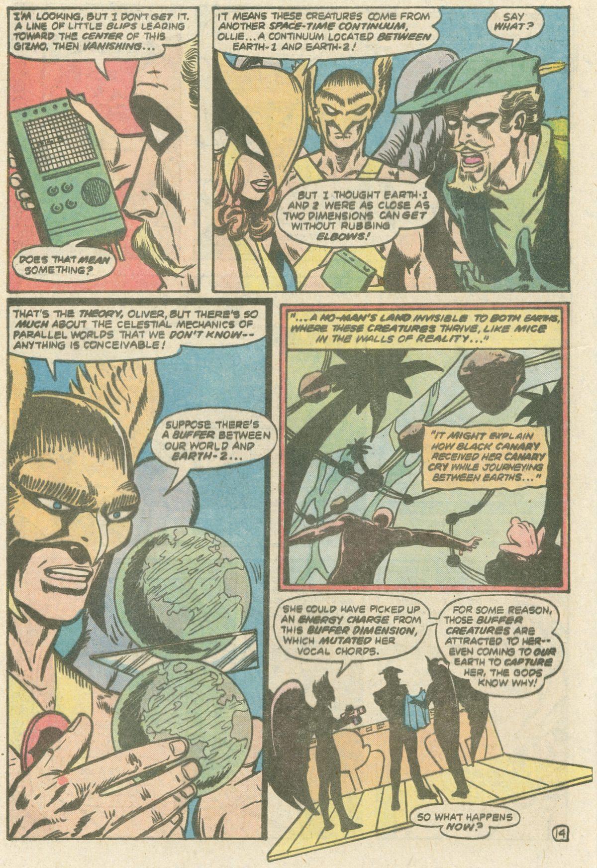Read online World's Finest Comics comic -  Issue #253 - 37