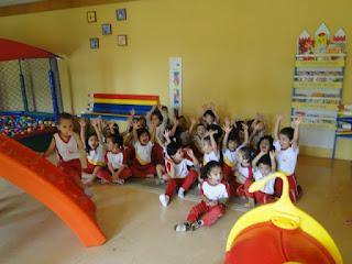 CSJD abre Semana da Criança com muito brilho carinho e emoção...