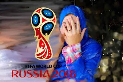صور مشجعة إيرانية بدون حجاب في كأس العالم تثير الشبكات الإجتماعية