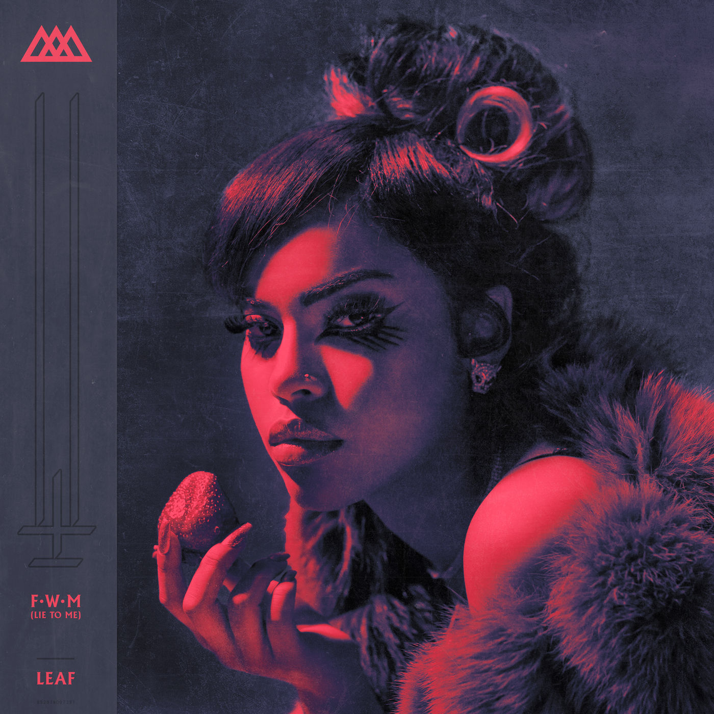 Leaf - FWM (Lie to Me) - Single Cover