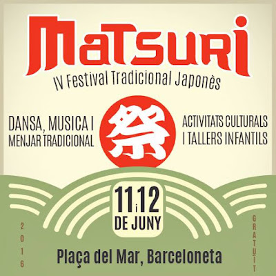 Festival Matsuri barcelona