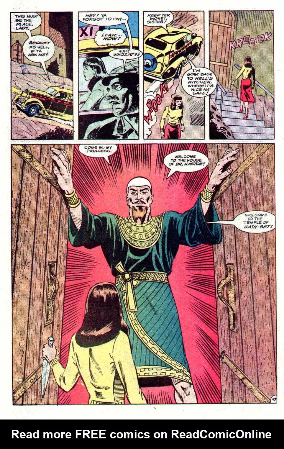 Read online Secret Origins (1986) comic -  Issue #11 - 35