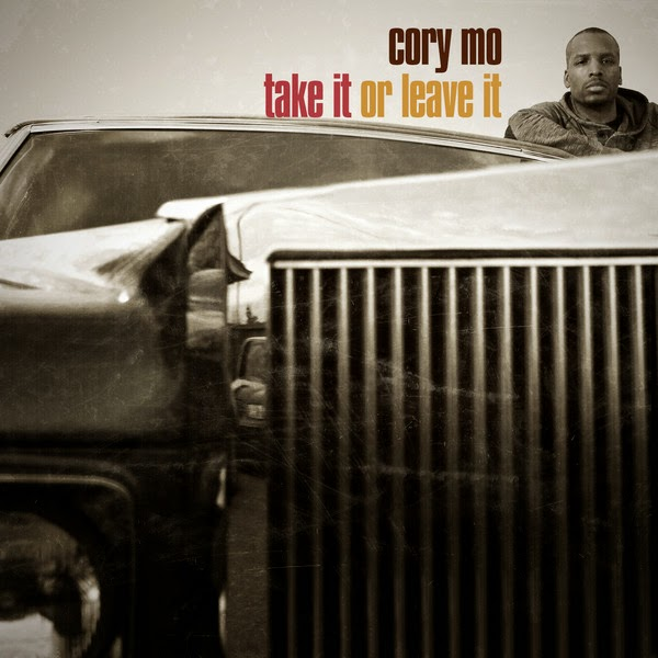 Cory Mo - Take It Or Leave It Cover