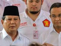 Ternyata Prabowo Mendapatkan Informasi Proyek LRT Dimark Up dari Anies Baswedan